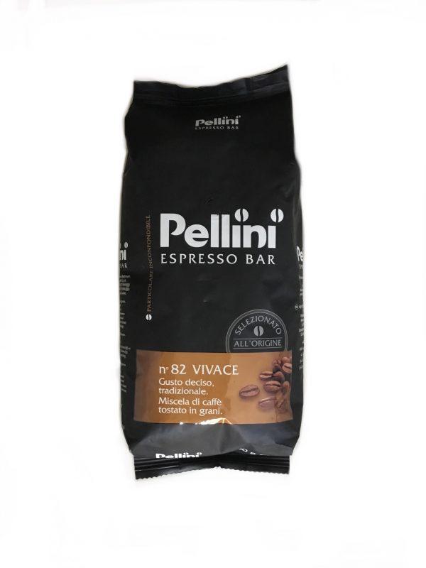 Pellini Kaffeebohnen N°82 Vivace 1000g