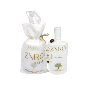 Ziro Sitia Early Harvest Extra Virgin 500ml Olivenöl