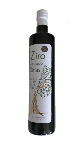 Ziro Extra Virgin Olivenöl 750ml