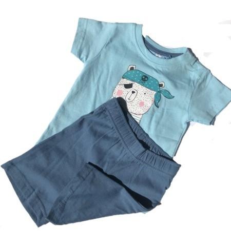 Baby Friends Shirt & Hose (Set, 2-tlg) mit Druck. Größe 68