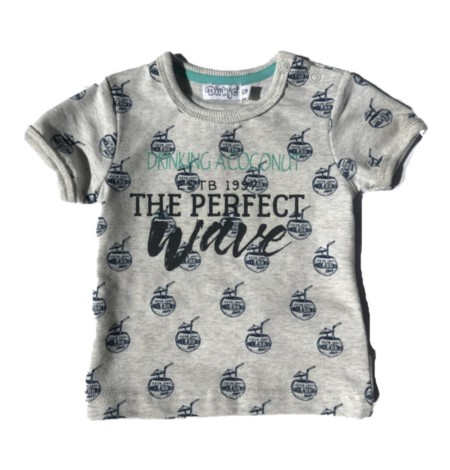 Dirkje Baby Set T-Shirt + Shorts für Jungen. Größe 62/3M
