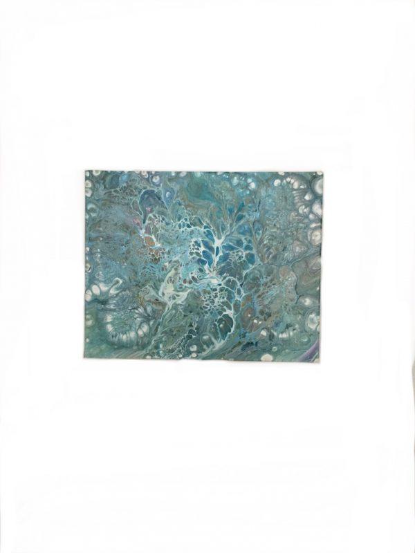 """Acryl Gemälde """"Ocean Love""""50x40 cm"""
