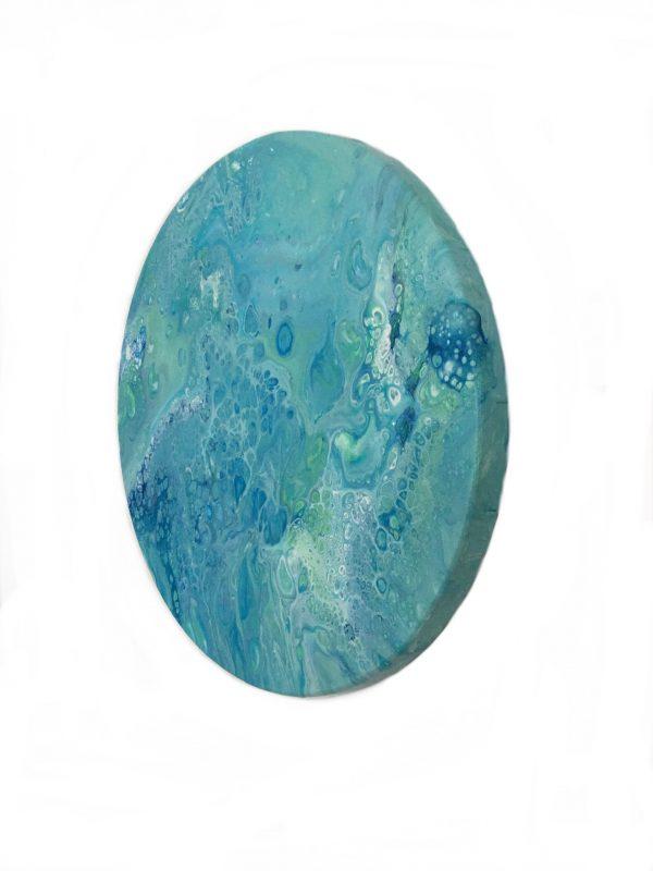 "Acryl Bild ""Wonderful Sea"" 40x30"